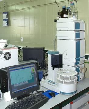 Cromatógrafo